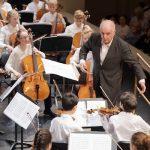 国立歌劇場のオペラ座、子どもオーケストラ