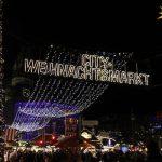 ブライトシャイト広場のクリスマスマーケット
